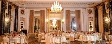 The Charles Ballroom in the Belvedere   Baltimore, MD