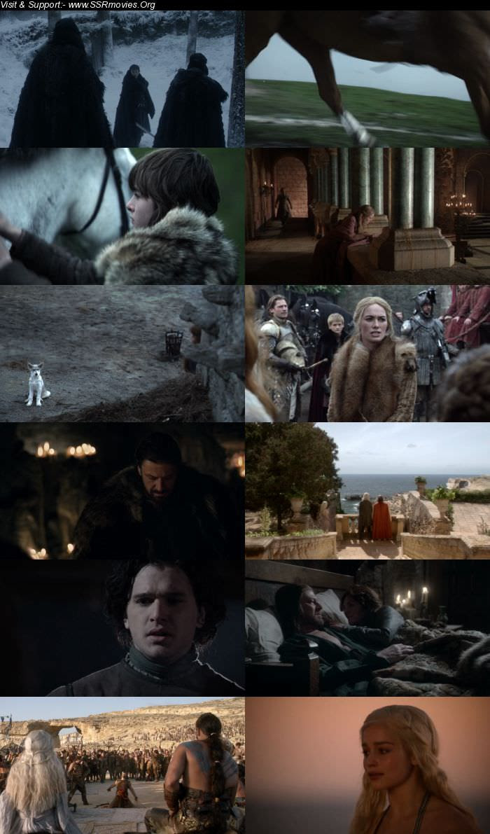 Download Game Of Thrones Season 1 Dual Audio - The Michelina