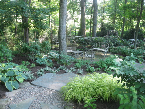 Design Idea New House Landscaping Ideas