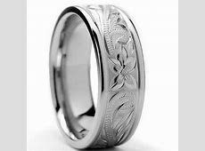 Floral Wedding Band   eBay