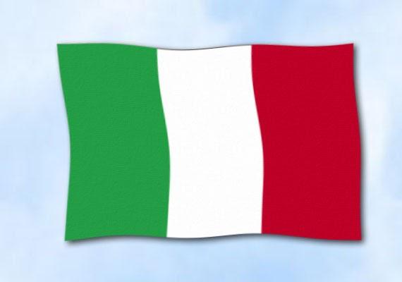 flagge italien bild  malvorlagen gratis