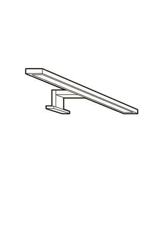 Electricité exterieur: Luminaire salle de bain brico depot