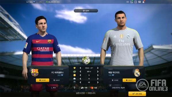 لعبة كرة القدم FIFA Online فيفا اون لاين