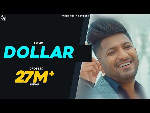 Dollar Lyrics – G Khan | Garry Sandhu