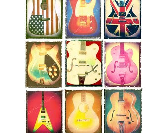 Popular items for guitar gift ideas on Etsy