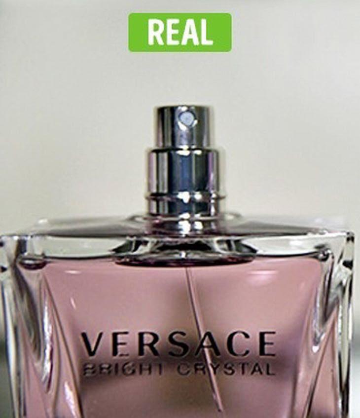 perfume falso