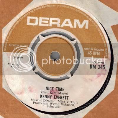 Kenny Everett - Nice Time