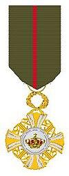 Orde van de Kroon van Monaco 1964.jpg