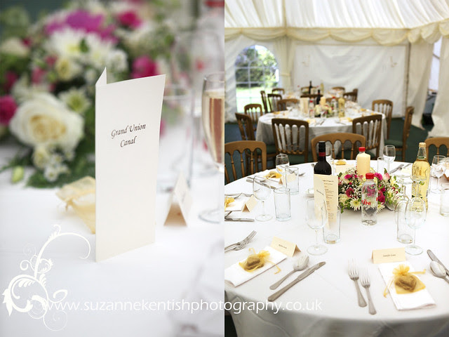 Summer Wedding { Farthingstone }