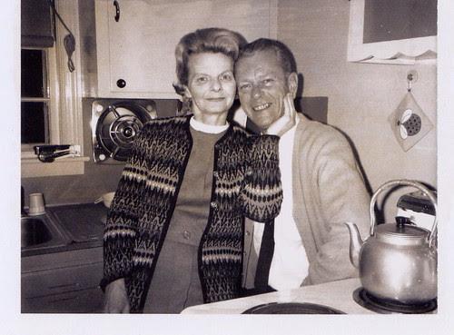 Tom and Dorothy Broadfoot by midgefrazel