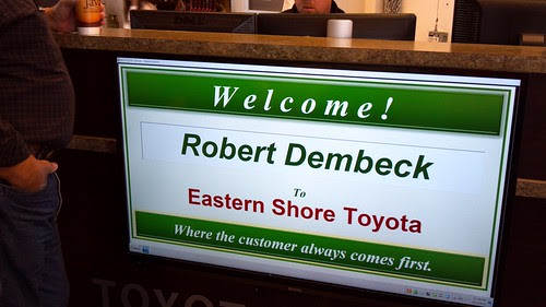 third age traveler eastern shore toyota just short of an amusement park. Black Bedroom Furniture Sets. Home Design Ideas