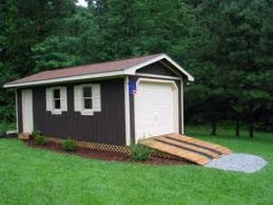 Tuff Shed With Bathroom
