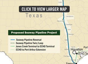 Seaway Project Map Thumbnail