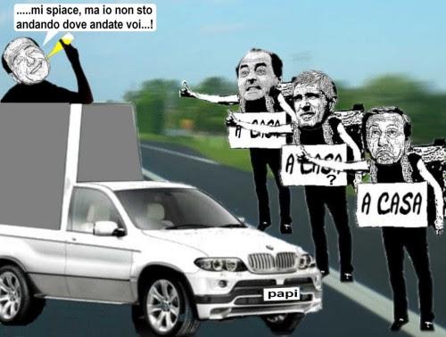 satira,elezioni politiche,pdl,berlusconi