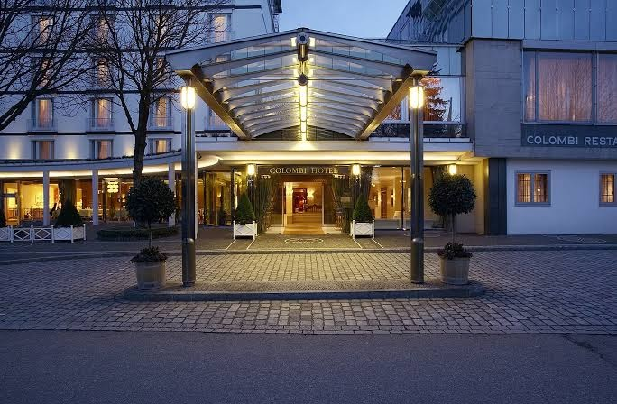 Google review of Colombi Hotel by Botschafter Kneisel