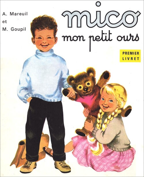 Mico, mon petit ours