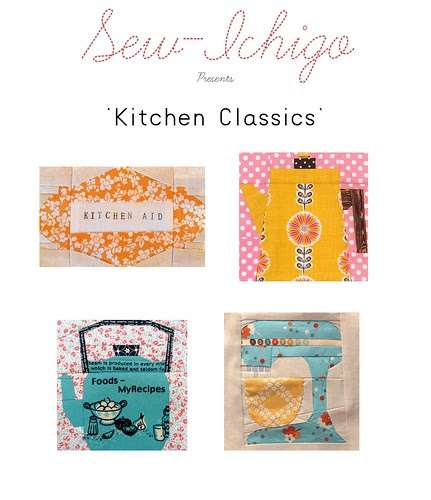 Kitchen Classics pattern set available!