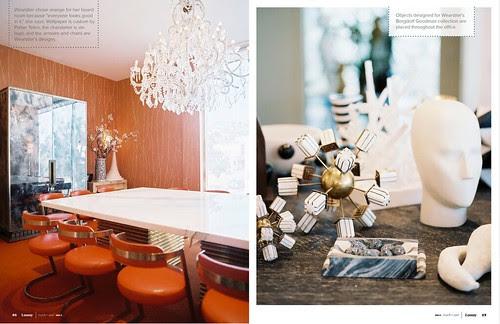 1_LonnyMagazine_1_Kelly Wearstler Fabulous Board Room, Interior Design, Home Ideas