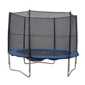 pas cher woodworm trampoline de jardin 305cm filet de s curit acheter en ligne super. Black Bedroom Furniture Sets. Home Design Ideas