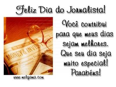 Dia do Jornalista Imagem 3