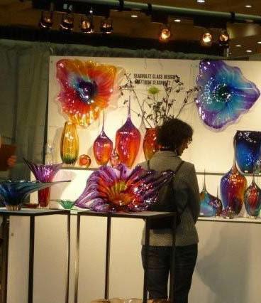 Colorful glass  HomeRome.com
