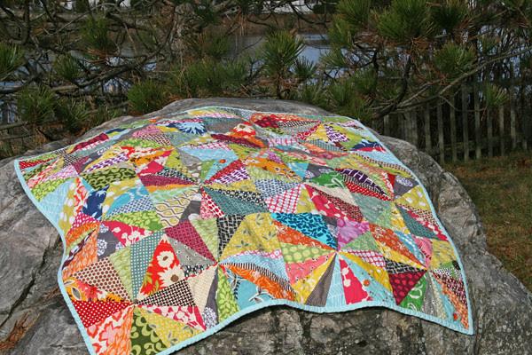 starburst quilt