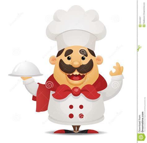 Cartoon Chef Royalty Free Stock Photography   Image: 25544057