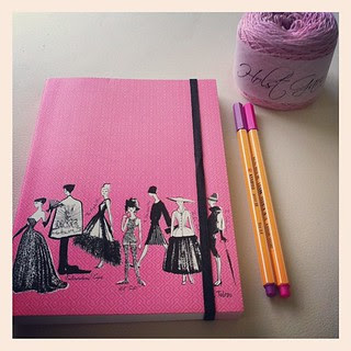 In a pink mood:) In uno stato d'animo rosa:)