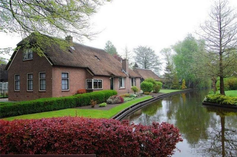 Giethoorn, a Veneza rural da Holanda 08