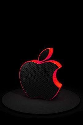 Download 94+ Wallpaper Hitam Apple HD Gratid