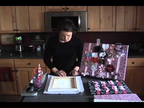how to make a bow sowing