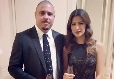 Ronaldo e Paula Morais planejam três dias de festa de casamento  - Reprodução