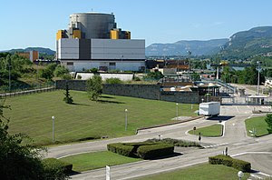 Superphenix, Nuclear power plant of Creys-Malv...
