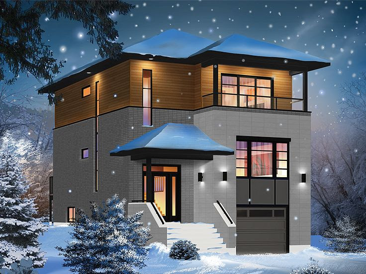 Page 3 of 19   Contemporary House Plans & Modern Home Plans – The ...