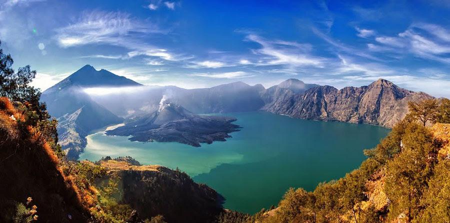 7300 Koleksi Gambar Pemandangan Gunung Rinjani HD Terbaik