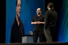 "Alan Brenner and Jonathan Schwartz, General Session ""Java: Change (Y)Our World"" on June 2, JavaOne 2009 San Francisco"