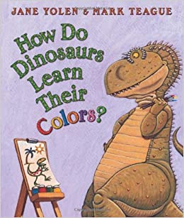 How Do Dinosaurs Learn Their Colors
