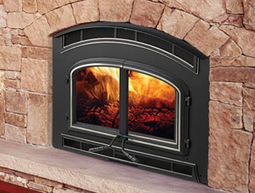 7100 Wood Burning Fireplace Quadra Fire