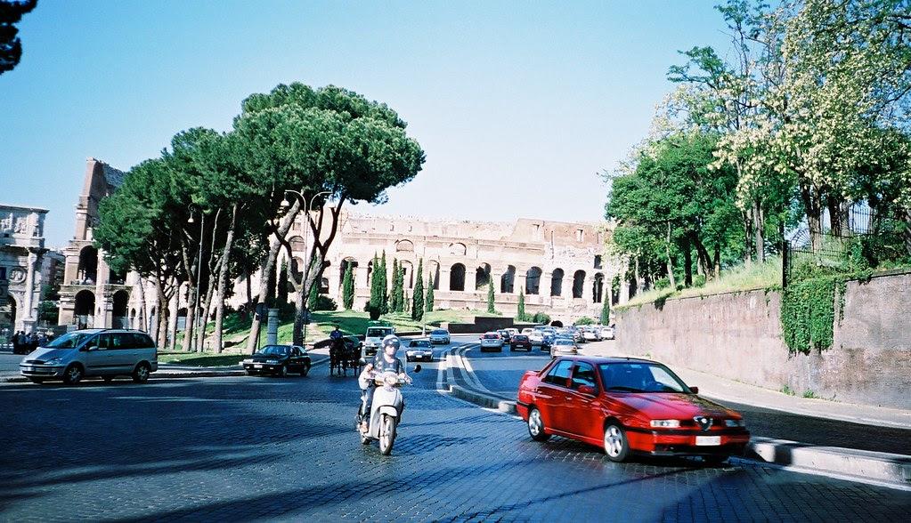Rome, May 2003