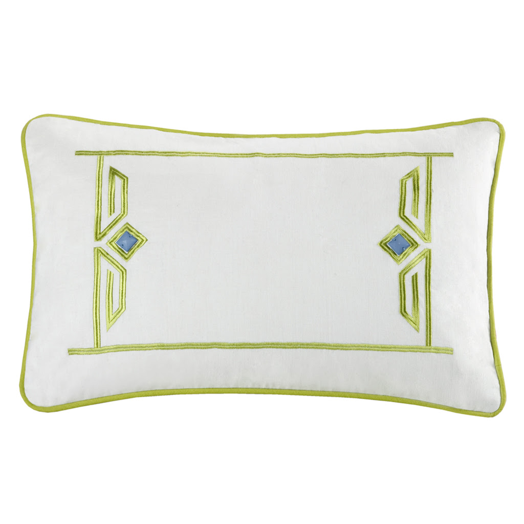 Echo Design Sardinia Oblong Pillow Ebay