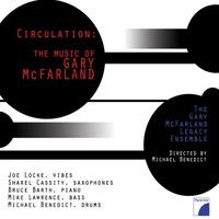 The Gary McFarland Legacy Ensemble & Michael Benedict | Circulation: The Music of Gary McFarland