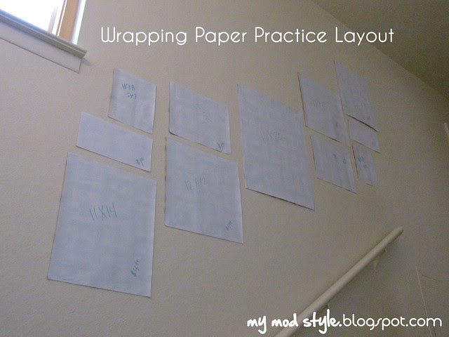 Staircase Practice Layout