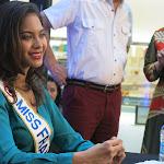 VIDÉO. Miss France rencontre ses fans à Romorantin