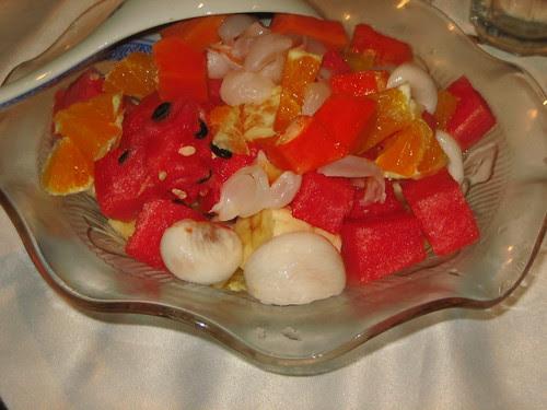 fruit salad (yummy yummy)