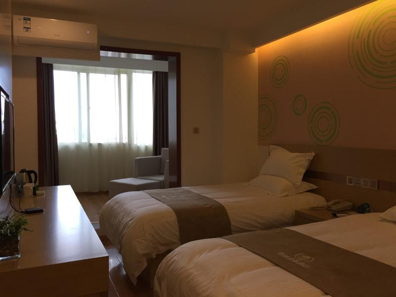GreenTree Inn XiAn Xincheng District Raily Station Wukou Metro Station Hotel Discount