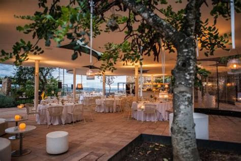 The Pergola   Perfect settign for wedding dinner   Picture