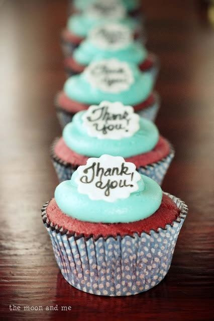 Best 25  Thank you cupcakes ideas on Pinterest