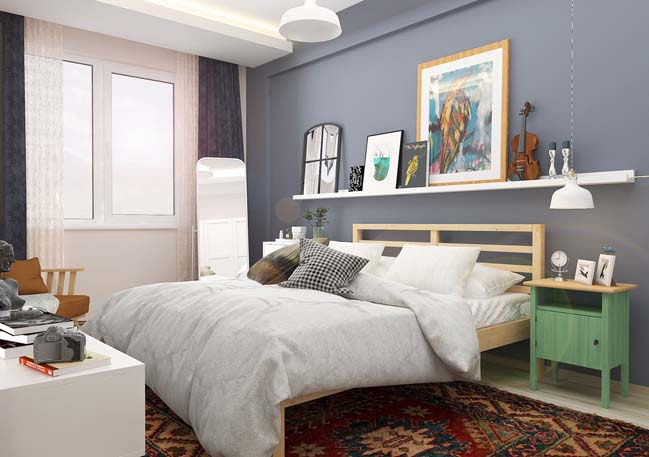 Home Design Wallpaper: 10 Great Master Bedroom Ideas With