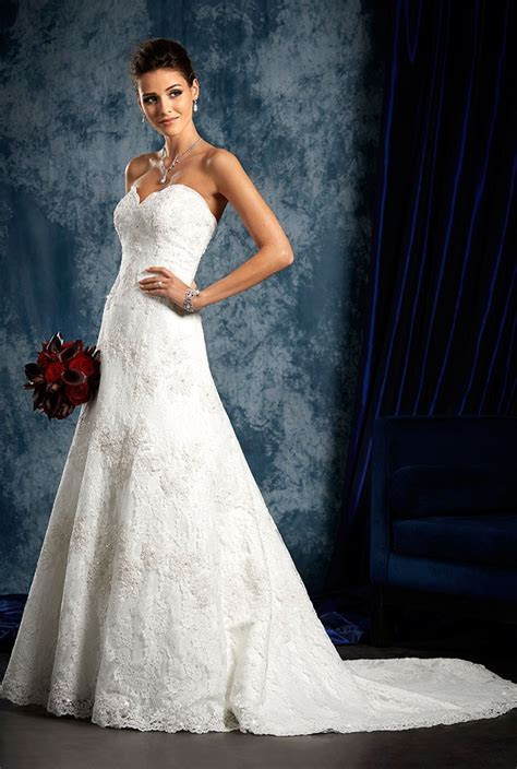 Alfred Angelo Sapphire Quick Delivery   Style 801/801C