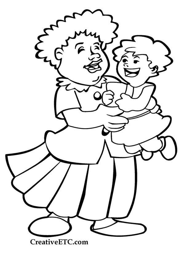 1sınıf Anneler Günü Boyama Resim 2 Indir 1sınıf Görsel
